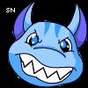 Blue Poogle Dislike