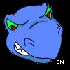Blue Grarrl Dislike