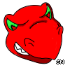 Red Grarrl Dislike