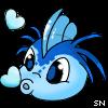 Blue Koi Like