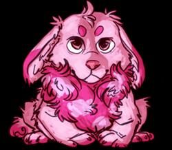 Pink Cybunny