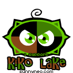 Badge Kiko Lake