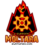 Badge Moltara