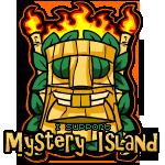 Badge Mystery Island