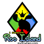 Badge Roo Island