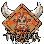 Badge Tyrannia