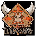 Badge Tyrannia