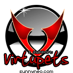 Badge Virtupets