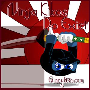 Ninja Kikos