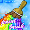 Paintbrushes Guild Logo