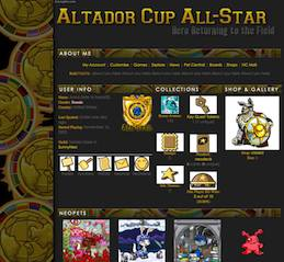 Altador Cup All-Star