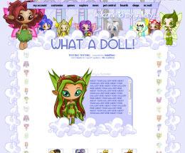 Faerie Dolls