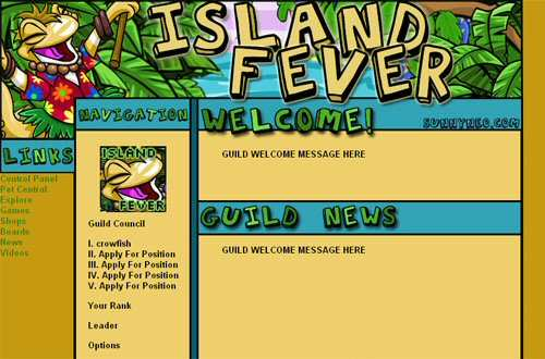 Island Fever