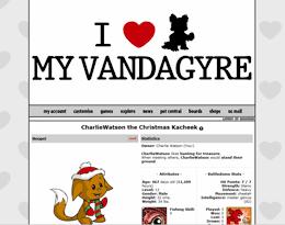 I ♥ My Vandagyre