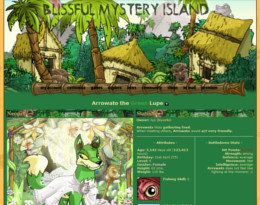 Town of Mystery Island