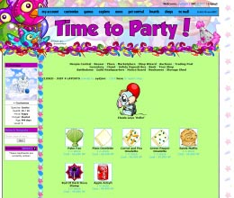 Party Themed
