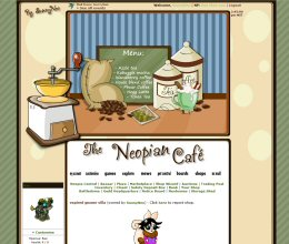 Neopian Cafe