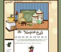 Neopian Cafe