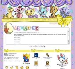 Baby Neopets
