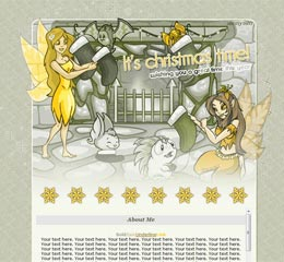 Christmas Faeries