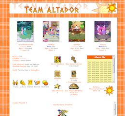 Altador CSS Simple
