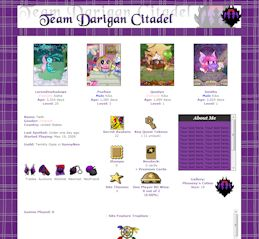 Darigan Citadel CSS Simple