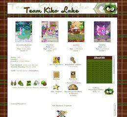 Kiko Lake CSS Simple