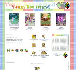 Roo Island CSS Simple
