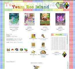 Roo Island CSS Simple
