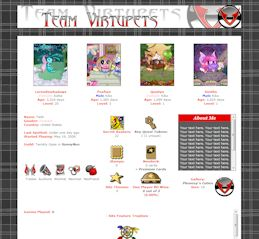 Virtupets CSS Simple