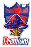 Premium Mushroom Shield