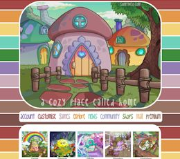 Rainbow Home in Neopia Central